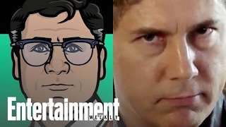 Chris Parnell Recaps 'Archer' In 30 Seconds | Entertainment Weekly