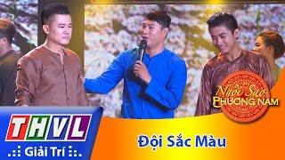 thvl  ngoi sao phuong nam 2016 - tap 9 doi sac mau