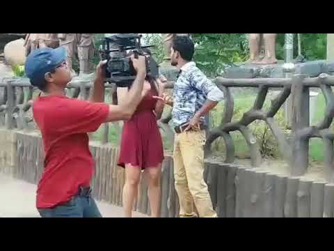 "Chhattisgarhi movie shooting ""Soldier chhattisgarhiya"" Directed by Mukesh swarnkar. Place- korba CG"