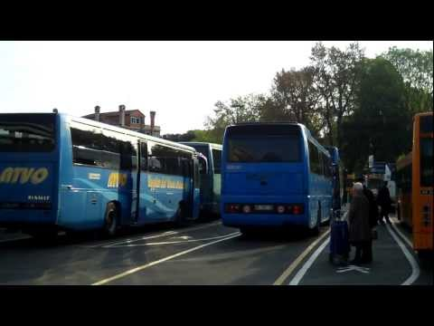 Venice Piazzale Roma to Treviso Airport
