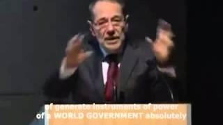 J. Solana 'Europa, debe ser el laboratorio del Gobierno Mundial'. - Bilderberg