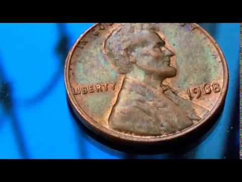 1968 LINCOLN PENNY CENT RARE ERROR COIN NO MINT MARKS WORTH BIG MONEY ONE