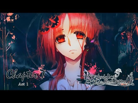 Psychedelica of the Black Butterfly - Chapter 7 - ( ACT 16 ) Walkthrough Gameplay ( PSVITA TV )