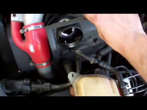 HOW TO: Audi B5 S4 2.7L V6 Spa...