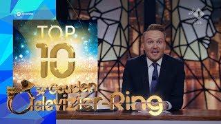 Arjen Lubach blikt op hilarische wijze terug op de top 10 tv-momenten van het jaar