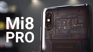 Секреты Xiaomi Mi 8 Pro, сравнение с Mi 8 и Meizu 16th