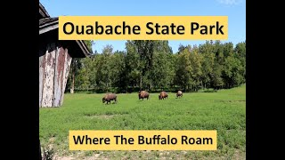 Ouabache State Park Campground In Indiana