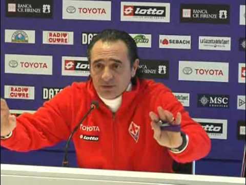 Prandelli, Fiorentina firmo per altri 5 anni