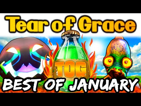 Tear of Grace: BEST OF - JANUARY 2016 (The One That's PG)