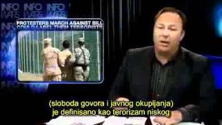 Alex Jones 05.12.2011 Deo 4 serbian sub