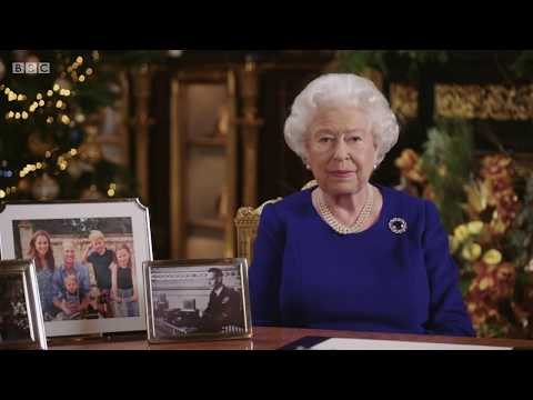 The Queen's Christmas Message - BBC News