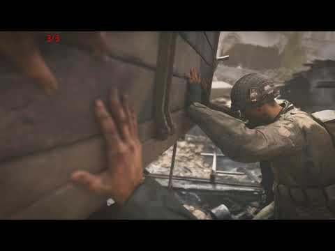 Call of Duty World War 2 (COD WW2): All Collectibles Mementos Collateral Damage