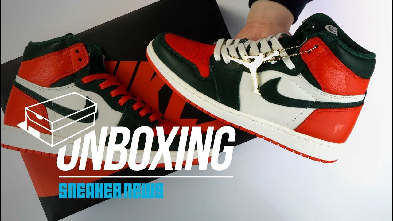 ba336c452017c4 SoleFly Jordan 1 Unboxing + Review. Sneaker News