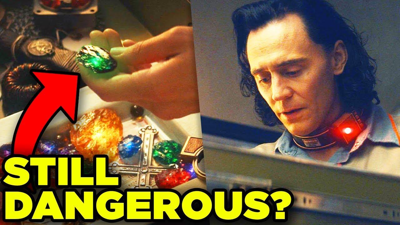 LOKI Infinity Stones Explained! Useless or Secretly Powerful?