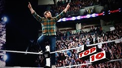 Top 10 Raw moments: WWE Top 10, February 8, 2016