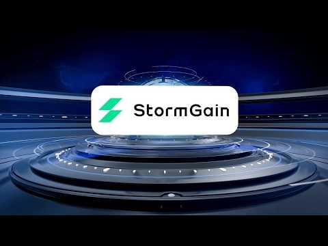 StormGain 100k Prize Pool Tournament