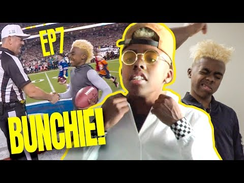 'It Was TOP SECRET.' 13 Year Old Bunchie Young Almost MISSES Super Bowl While PICKING OUTFIT!?