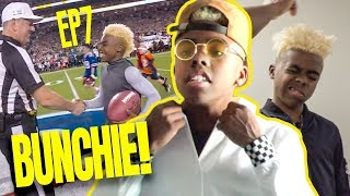 """It Was TOP SECRET."" 13 Year Old Bunchie Young Almost MISSES Super Bowl While PICKING OUTFIT!?"