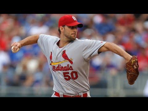 "Adam Wainwright Career Highlights- ""Not Afraid"""