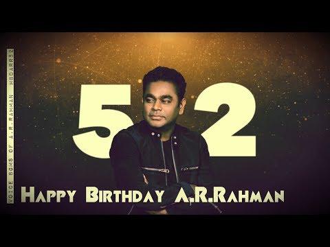 Voice BGMs of A.R.Rahman |  IsaiPuyal ARR Birthday Tribute 2019