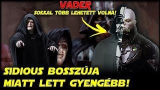 Vader sokkal erősebb is lehetett volna!? | Star Wars Akadémia