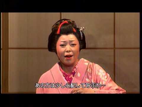 "Mihoko Kinoshita  "" Un bel dì vedremo "" 木下美穂子 Madama Butterfly ある晴れた日に"
