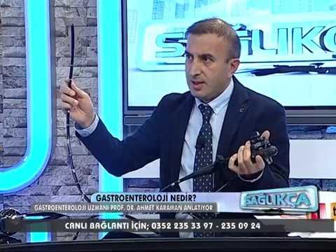 Gastroenteroloji Nedir? Mide, Bağırsak Hastalıkları, Endoskopi... Prof. Dr. Ahmet Karaman