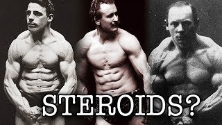The Origin Of Steroids