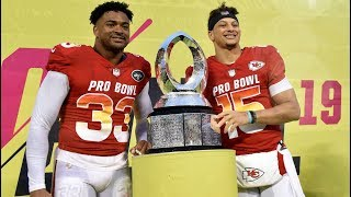 Best Moments From The 2019 Pro Bowl | NFL || HD