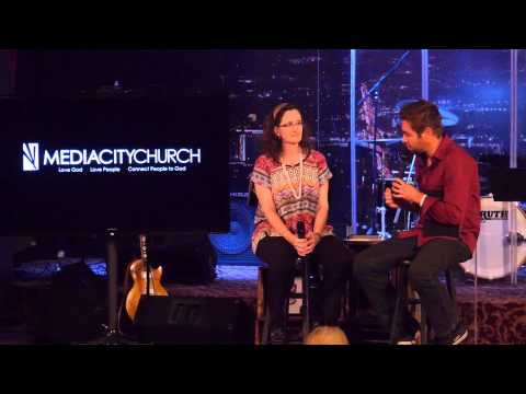 Transforming An Entire Village With The Power Of The Good News - Heidi Lum (November 17, 2013)