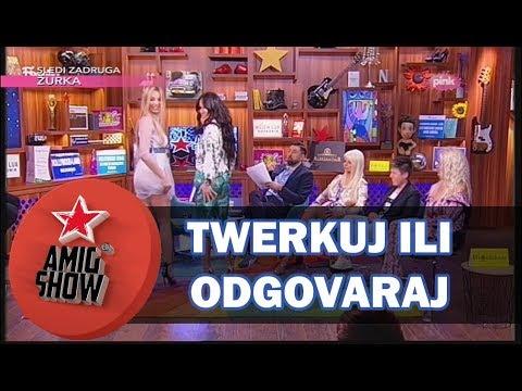 Twerkuj ili Odgovaraj - Ami G Show S10 - E31