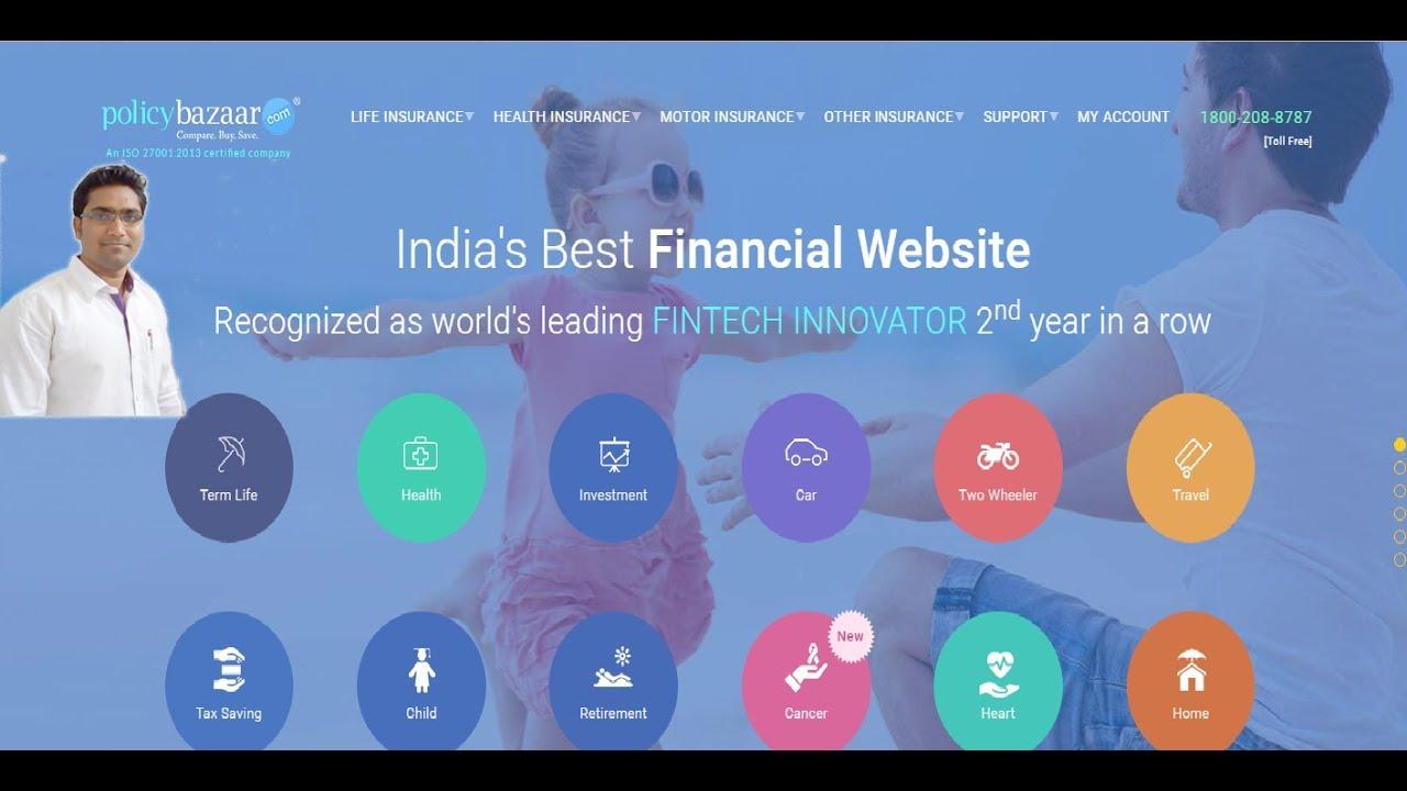 policy bazaar really provide good service ? - YouTube