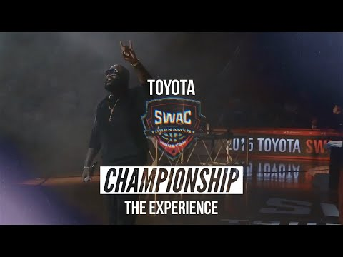SWAC Basketball Championship Experience Featuring Rick Ross