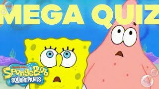 Did you ace the first SpongeBob Superfan Megaquiz? Then get ready for some more porous questions in this sequel SpongeBob Superfan Megaquiz! Comment ...