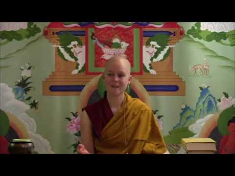 93 The Course in Buddhist Reasoning and Debate: Definitions, Divisions and Consequences 10-03-19