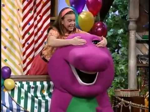 Barney Home Video Sing Dance With Barney 1999 Youtube