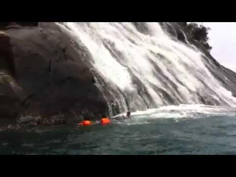 #air terjun mursala - Tapanuli Tengah - YouTube