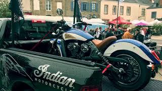 #film #video #iPhone #Véhicules #vintage Saint Grégoire à #Ernée avec les #BreizhRiders