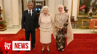 King visits United Kingdom, hopes Msia-UK relations continue to expand