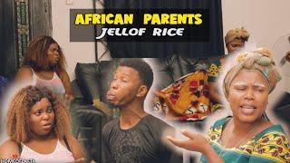 african parents CHILDREN WAHALA XMAS LOADING - Homeoflafta comedy