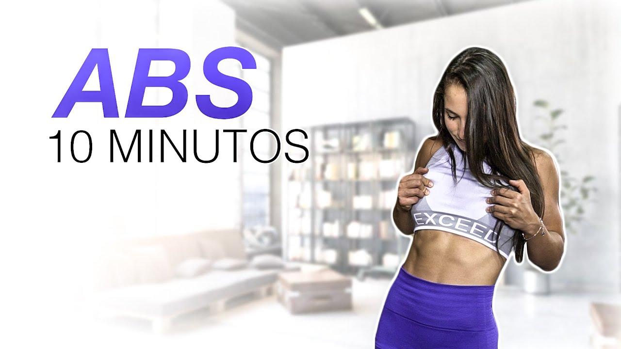 ABDOMINALES EN CASA EN 12 MINUTOS