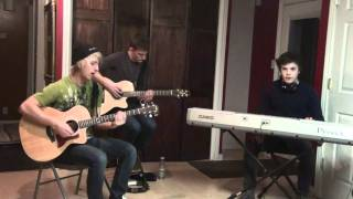 "Brogan Kelby - ""I Bet"" (Acoustic in my kitchen)"