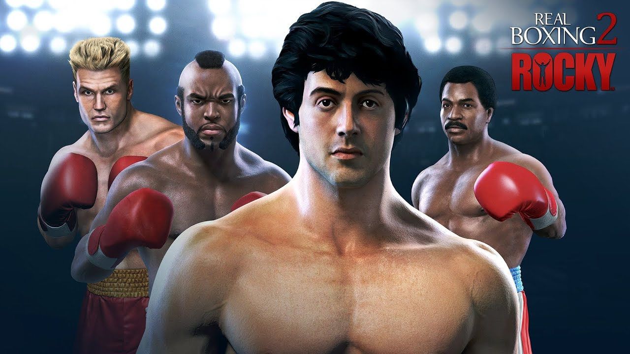 Real Boxing 2 ROCKY - Gameplay Trailer