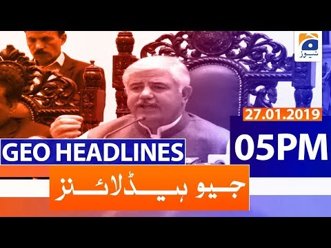 Geo Headlines 05