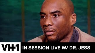Charlamagne tha God on His Relationship w/ His Wife | In Session Live with Dr. Jess