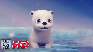 """CGI 3D Animated Short: """"Barely There"""" - by Hannah Lee 