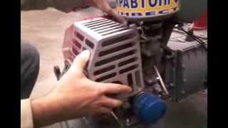 Мотоблок Мотор Січ, експлуатація та обслуговування мотоблока, ремонт мотоблока відео 1