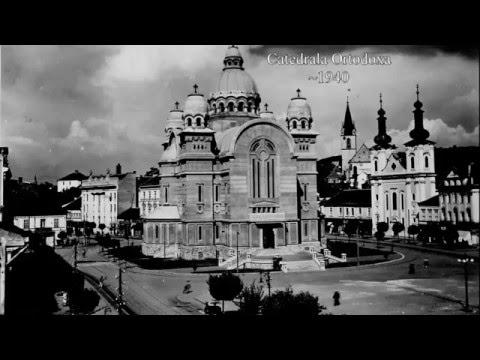 Orasul Targu Mures intre 1900 si 1970