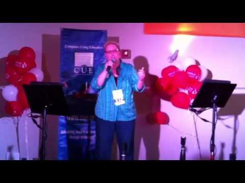 Edtech Karaoke @ ISTE 2012 - Diane Main Dowbiggin
