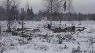 Зимняя (советско-финская) война. Реконструкция.